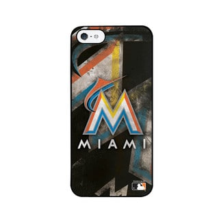 Pangea MLB Miami Marlins Big Logo iPhone 5 Case