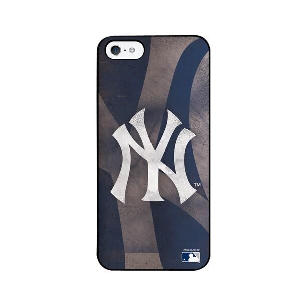 Pangea MLB New York Yankees Big Logo iPhone 5 Case