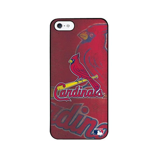 Pangea MLB St. Louis Cardinals Big Logo iPhone 5 Case