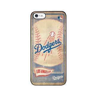 Pangea MLB Los Angeles Dodgers Pennant iPhone 5 Case