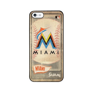 MLB Florida Marlins Pennant iPhone 5 Case