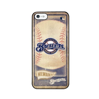 Pangea MLB Milwaukee Brewers Pennant iPhone 5 Case