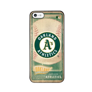 MLB Oakland Athletics Pennant iPhone 5 Case
