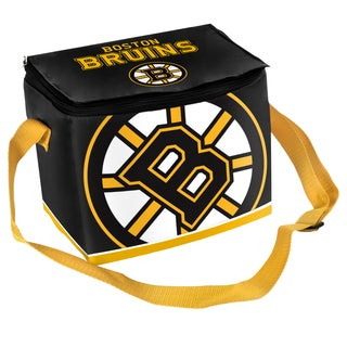 Forever Collectibles NHL Boston Bruins Full Zip Lunch Cooler