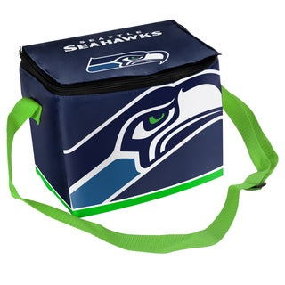Forever Collectibles NFL Seattle Seahawks Full Zip Lunch Cooler