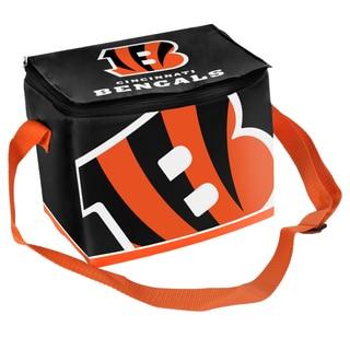 Forever Collectibles NFL Cincinnati Bengals Full Zip Lunch Cooler