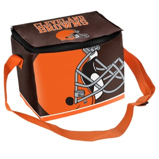 NFL Cleveland Browns Full Zip Lunch Cooler