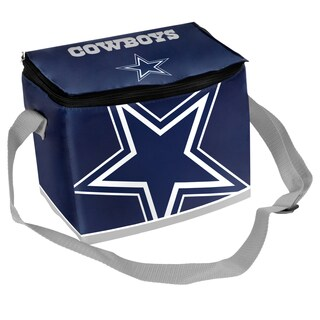 Forever Collectibles NFL Dallas Cowboys Full Zip Lunch Cooler