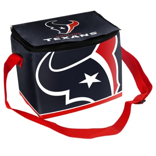 Forever Collectibles NFL Houston Texans Full Zip Lunch Cooler