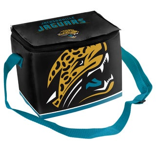 Forever Collectibles NFL Jacksonville Jaguars Full Zip Lunch Cooler