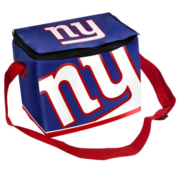 Forever Collectibles NFL New York Giants Full Zip Lunch Cooler 12056470