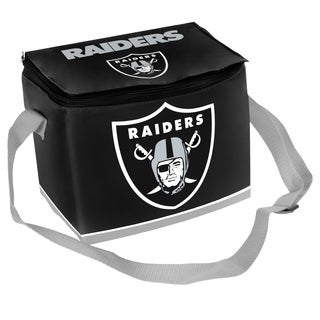 Forever Collectibles NFL Oakland Raiders Full Zip Lunch Cooler