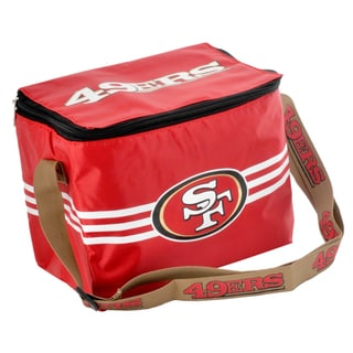 NFL San Francisco 49ers Full Zip Lunch Cooler