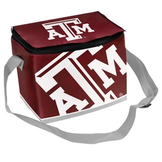 Forever Collectibles NCAA Texas AM Aggies Full Zip Lunch Cooler