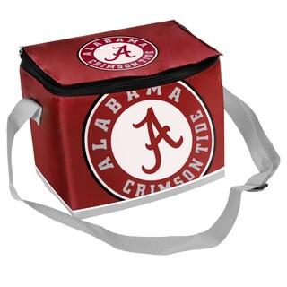 NCAA Alabama Crimson Tide Full Zip Lunch Cooler