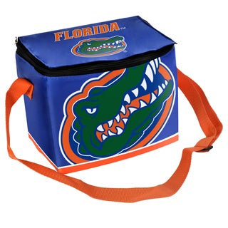Forever Collectibles NCAA Florida Gators Full Zip Lunch Cooler