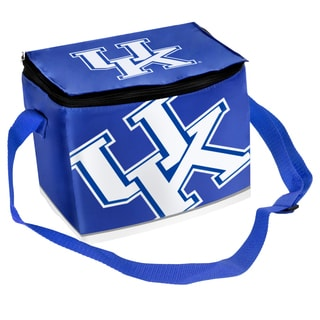 Forever Collectibles NCAA Kentucky Wildcats Full Zip Lunch Cooler