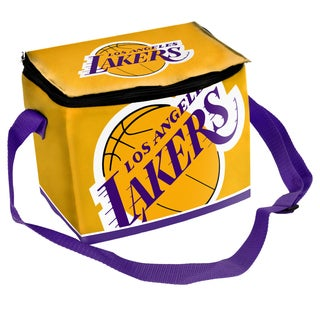Forever Collectibles NBA Los Angeles Lakers Full Zip Lunch Cooler