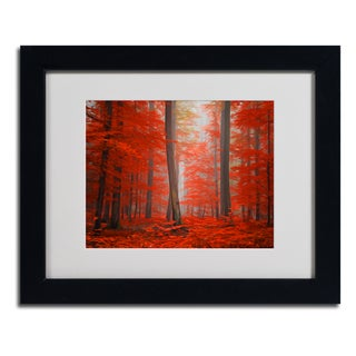 Philippe Sainte-Laudy 'Speaking of Tongue' Framed Matted Art