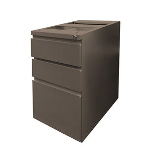 Mayline Steel Lidless Box File Pedestal