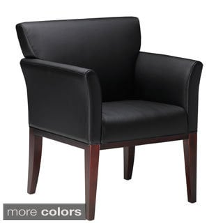 Mayline Mercado Wood Guest Chair