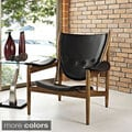 EEI-296-BLK Black Lounge Chair