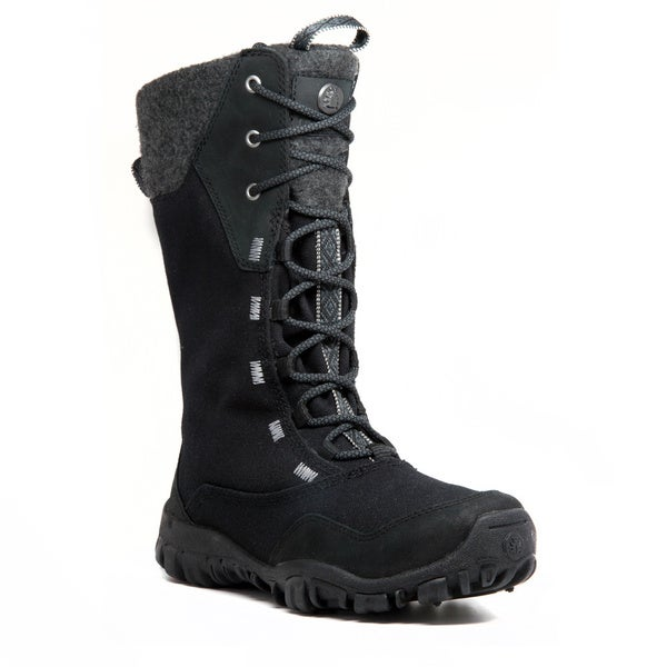 Icebug Women's Daphne-L Black Trail Walking Boots