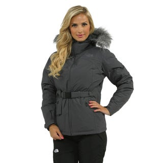 The North Face Women's Greenland Graphite Gray Jacket
