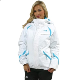 The North Face Women's Kira Triclimate TNF White Jacket