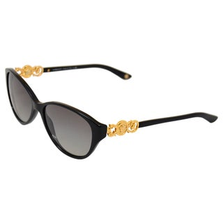 Versace Women's 'VE 4245 GB1/11' Black Sunglasses