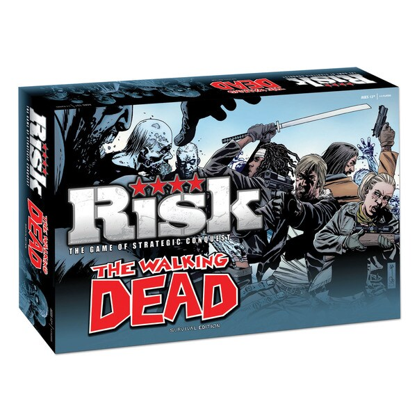 Risk: Walking Dead Survival Edition