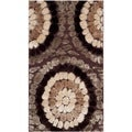 Safavieh Shag Brown Rug (3' x 5')