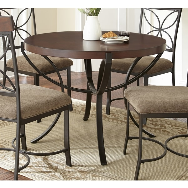 Greyson Living 42 Inch Round Dining Table 15831688 Overstock