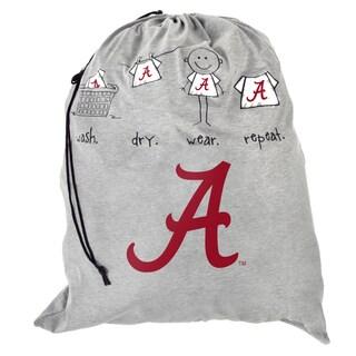 Forever Collectibles NCAA Alabama Crimson Tide Drawstring Laundry Bag