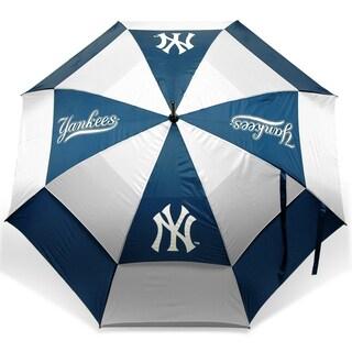 MLB New York Yankees 62-inch Double Canopy Golf Umbrella