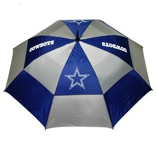 NFL Dallas Cowboys 62-inch Double Canopy Golf Umbrella
