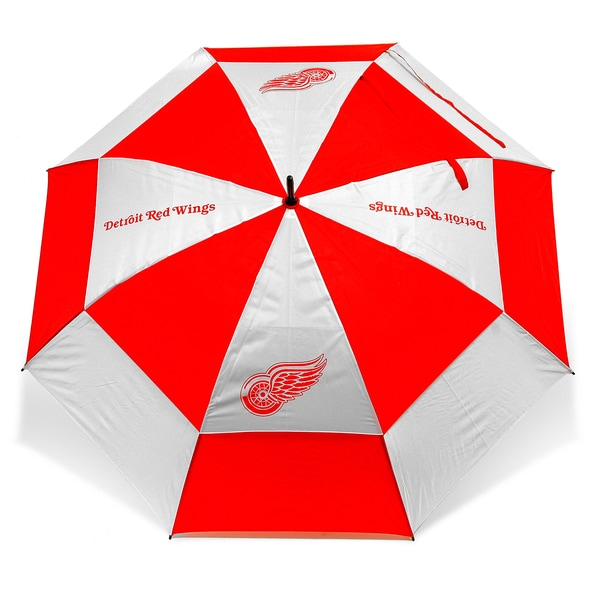 NHL Detroit Red Wings 62-inch Double Canopy Golf Umbrella