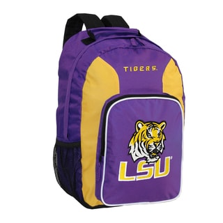 NCAA LSU Tigers Team Logo Backpack