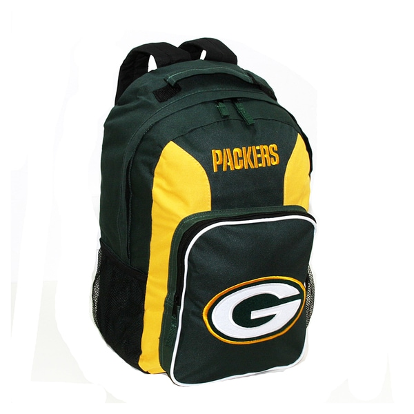 NFL Green Bay Packers Team Logo Backpack