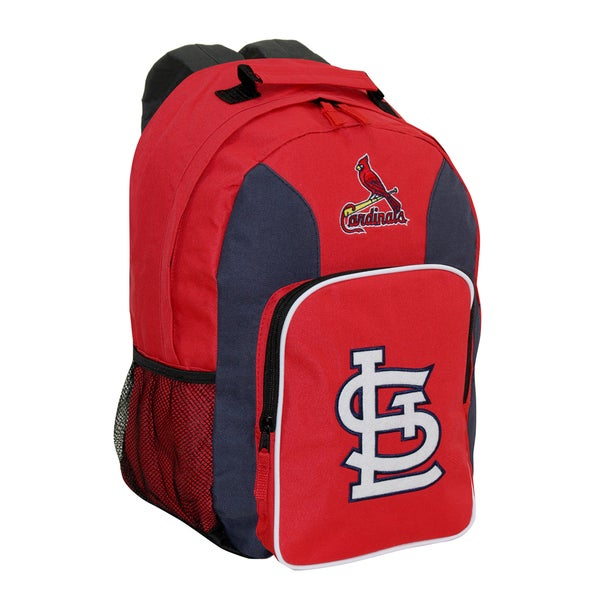 MLB St. Louis Cardinals Team Logo Backpack