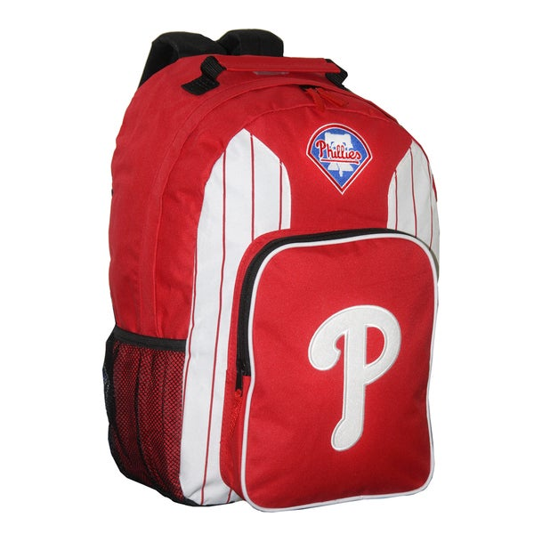 MLB Philadelphia Phillies Team Logo Backpack