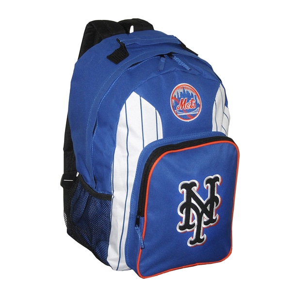 MLB New York Mets Team Logo Backpack