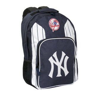 MLB New York Yankees Team Logo Backpack