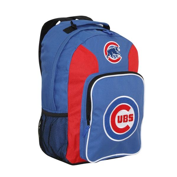 MLB Chicago Cubs Team Logo Backpack 12058579