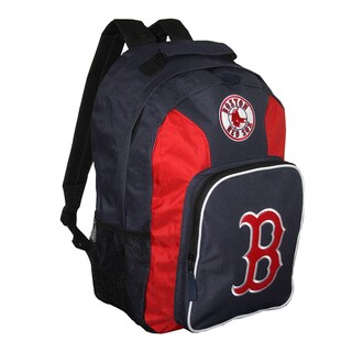 MLB Boston Red Sox Team Logo Backpack