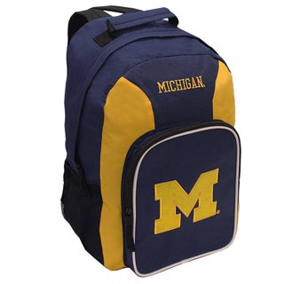 NCAA Michigan Wolverines Team Logo Backpack