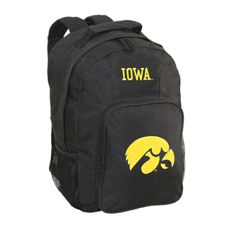 NCAA Iowa Hawkeyes Team Logo Backpack