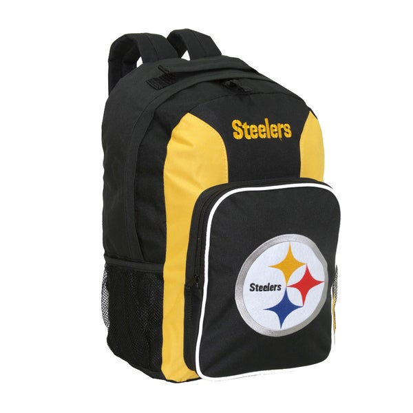 NFL Pittsburgh Steelers Team Logo Backpack
