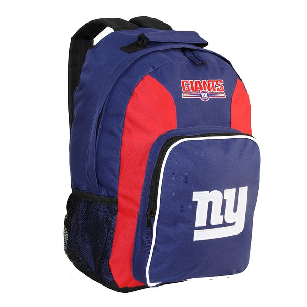 NFL New York Giants Team Logo Backpack