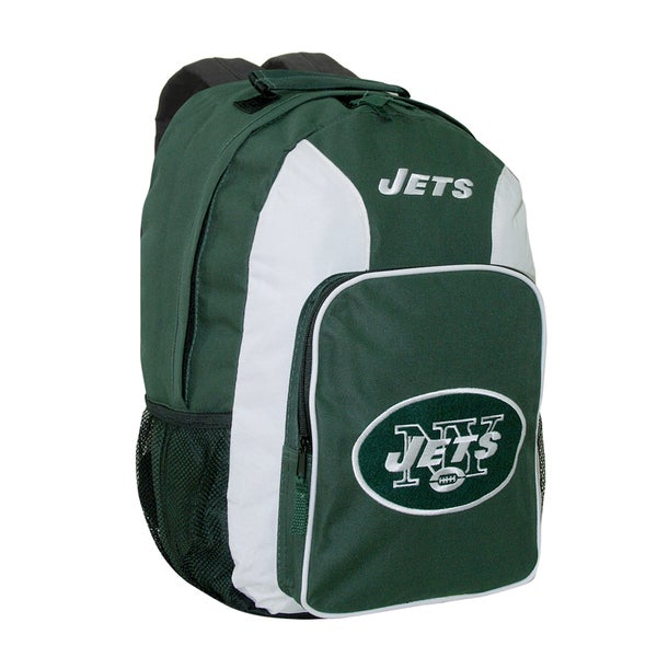 NFL New York Jets Team Logo Backpack
